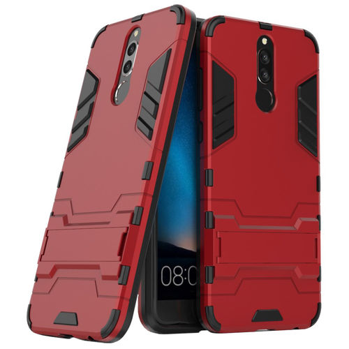 Slim Armour Tough Shockproof Case for Huawei Nova 2i - Red